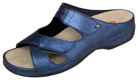 Berkemann Janna stretch papucs kék 371