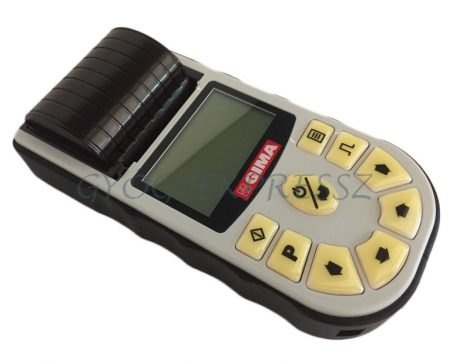 CMS-80A Hordozható kisméretű zseb EKG készülék szoftverrel és PC kábellel (MG 11817)