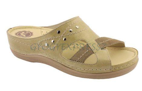 SALUS Liberty papucs bézs 4005