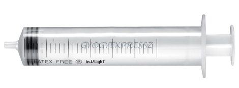 Fecskendő 3 részes gumidugós 3 ml (MG 15766)
