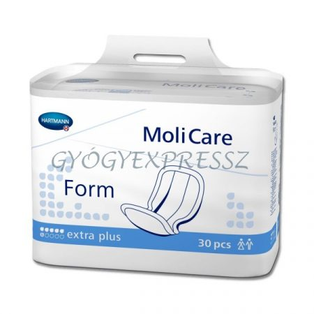MOLICARE FORM EXTRA PLUS Inkontinencia betét 30 db
