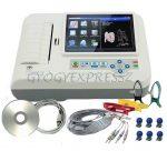 CMS600G Hordozható EKG készülék 6 csatornás   (MG 5493)