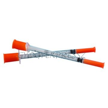 Inzulinos fecskendő 27 G 1/2  (100 db)