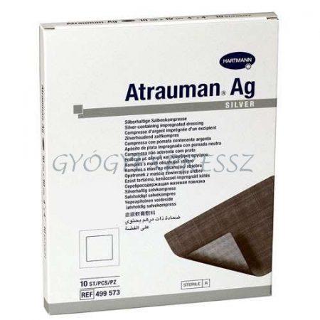 ATRAUMAN AG Steril Kenőcstüll 10 x 10 cm (10 db)