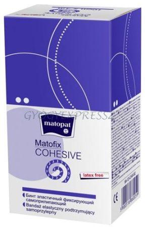 MATOFIX COHESIVE Rugalmas öntapadós rögzítőpólya