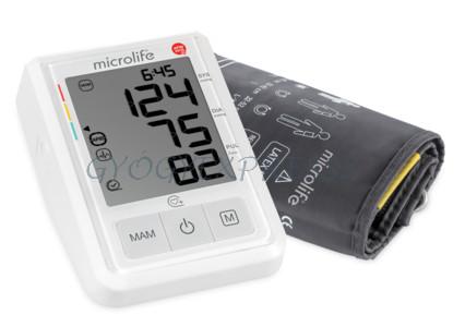 MICROLIFE BP A3 PLUS Automata vérnyomásmérő