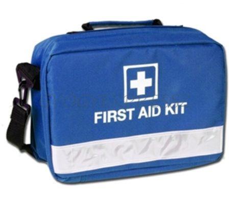 Elsősegély - sürgősségi táska BLUE (MG 16245)