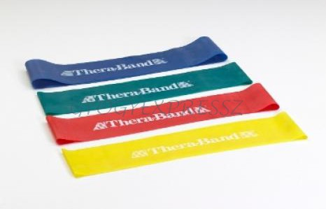 THERA-BAND Gumiszalag HUROK 20,5 cm