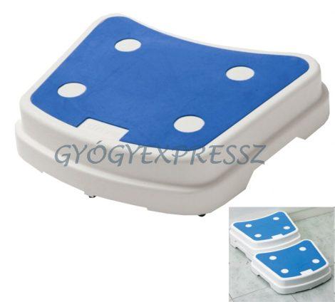 Hordozható fellépő lépcső - műanyag (MG 8579)