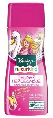 KNEIPP NATURKIND Tusfürdő és sampon Tenger Hercegnője 200 ml