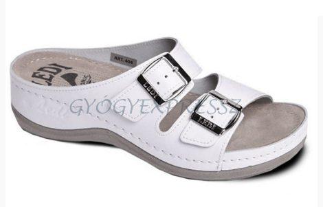 LEDI 404-18 Munkavédelmi papucs fehér