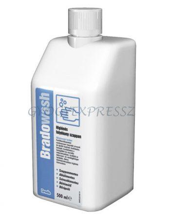 BRADOWASH folyékony szappan és betegfürdető 500 ml (MG 12784)