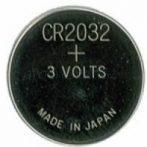 Elem vércukorszintmérő készülékbe CR2032