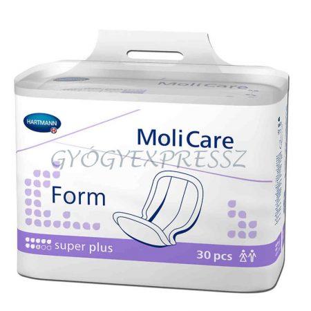 MOLICARE FORM SUPER PLUS Inkontinencia betét 30 db