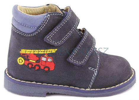 SALUS FLO-810 PRÉMIUM Keskeny Gyerekcipő zárt - fiús színű