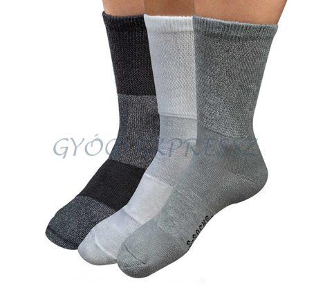 URIEL IT-394 Antibakteriális vékony zokni