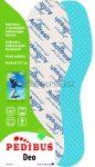 PEDIBUS 3012 DEO Antibakteriális talpbetét