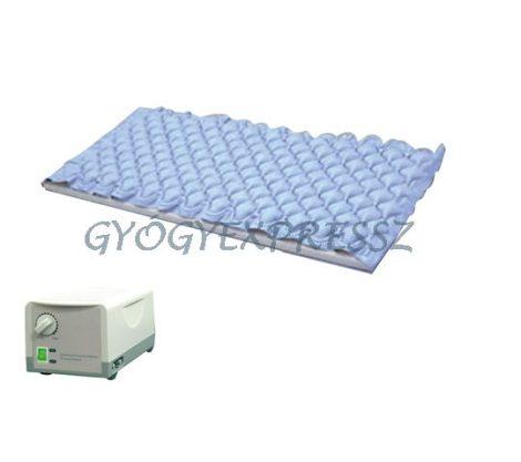 Váltakozó nyomású antidecubitus matrac,kompresszorral W3015