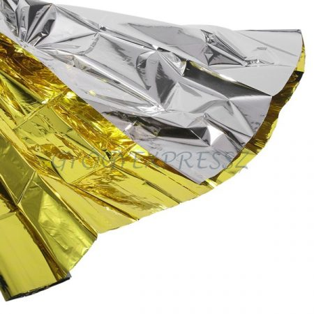 Izolációs takaró  elsősegély takaró 160 x 210 cm