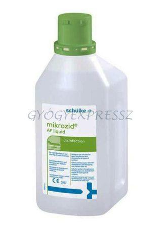 MIKROZID AF alkoholos felületfertőtlenítő folyadék 1 liter (MG 13826)