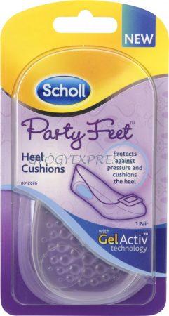 Scholl Party Feet Zselés sarokemelő gélpárna