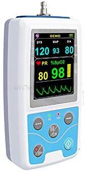 ABPM Holter Contec PM 50 pulzoximéterrel (MG 12726)