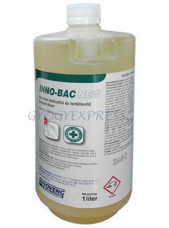 INNO-BAC NEW higiénés kéztisztító és fertőtlenítő koncentrátum 1 liter (MG 21698)