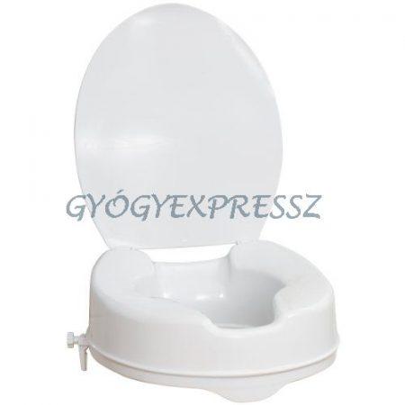 WC magasító FEDÉLLEL (10 cm magas)