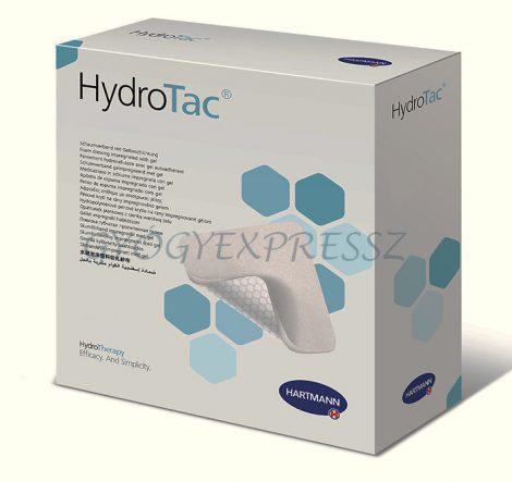HYDROTAC Géllel integrált steril habkötszer 15 x 15 cm
