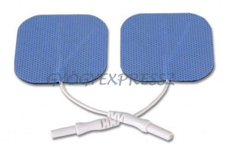 ELEKTRÓDA öntapadó, TŰS  különféle TENS készülékekhez 1 pár (MG 2783)