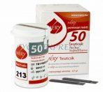 MÉRY vércukor tesztcsík (50 db)