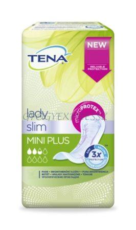 TENA LADY SLIM MINI PLUS inkontinencia betét 16 db