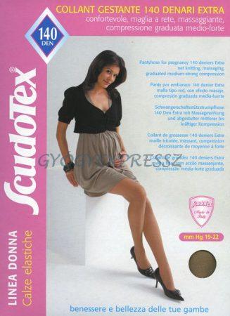 SCUDOTEX 496 Kompressziós Kismama gyógyharisnyanadrág