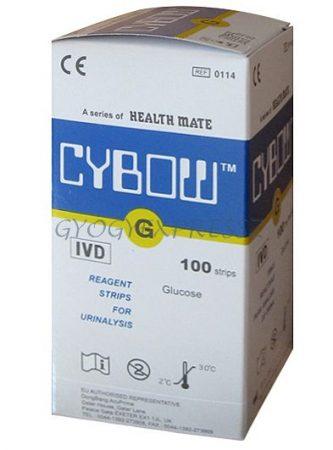 CYBOW G Vizelet cukor gyorsteszt 100 db (MG 4392)