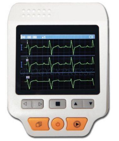 Hordozható kisméretű EKG készülék (MG 11818)