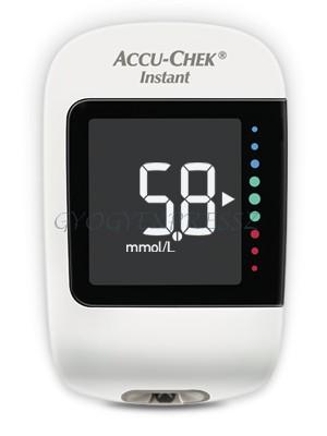 Accu-Chek INSTANT Vércukorszintmérő készülék - AKCIÓ