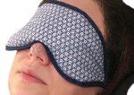 RELAXEM Pihentető szemmaszk lenmag töltettel