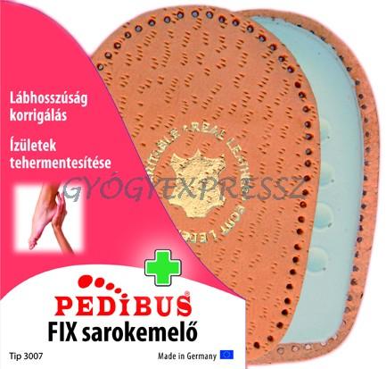 PEDIBUS 3007 FIX Sarokemelő