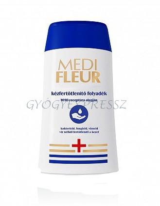 MEDIFLEUR Kézfertőtlenítő folyadék 200 ml
