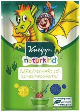 KNEIPP NATURKIND Fürdőkristály Sárkányharcos 40 g