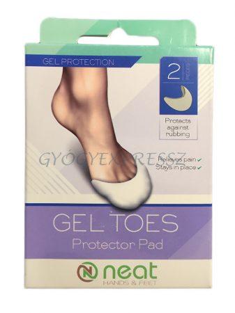 NEAT NFG009 Zselés lábujjvédő 1 pár