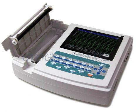 CMS1200G EKG készülék 12 csatornás (MG 24778)