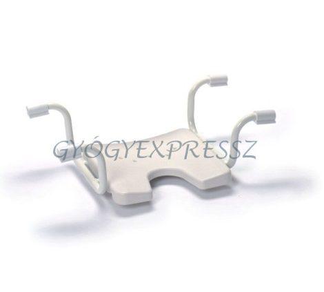 Fürdőkád ülőke - Állítható szélességű ,higiéniai nyílással, támla nélkül BOB (MG 6130)