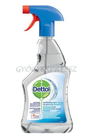 DETTOL Antibakteriális Felületfertőtlenítő Spray Illatmentes 500 ml