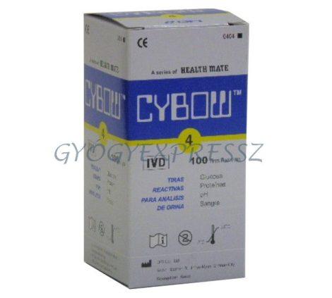 CYBOW 4 vizelet gyorsteszt 100 db (MG 4394)
