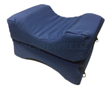 Térd- és lábtámasztó párna memóriaszivacsos, derékfájásra, alváshoz (MG 8384)