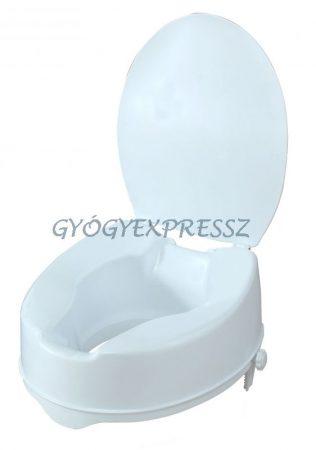 WC magasító FEDÉLLEL  (15 cm magas)