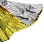 Izolációs takaró - életmentő sürgősségi takaró - Alutex lepedő