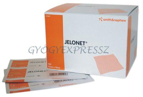 JELONET steril, paraffinos tüllhálós gézlap 10 x 10 cm (100 db)