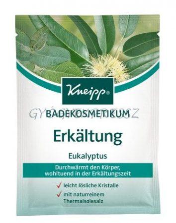 KNEIPP SZABAD LÉGUTAK Eukaliptuszos fürdőkristály 60 g